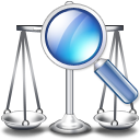 Legal Search Icon