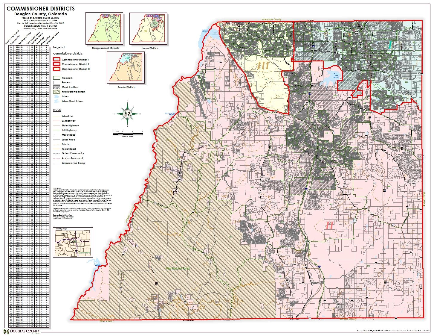 Douglas County\'s GeoHub - maps
