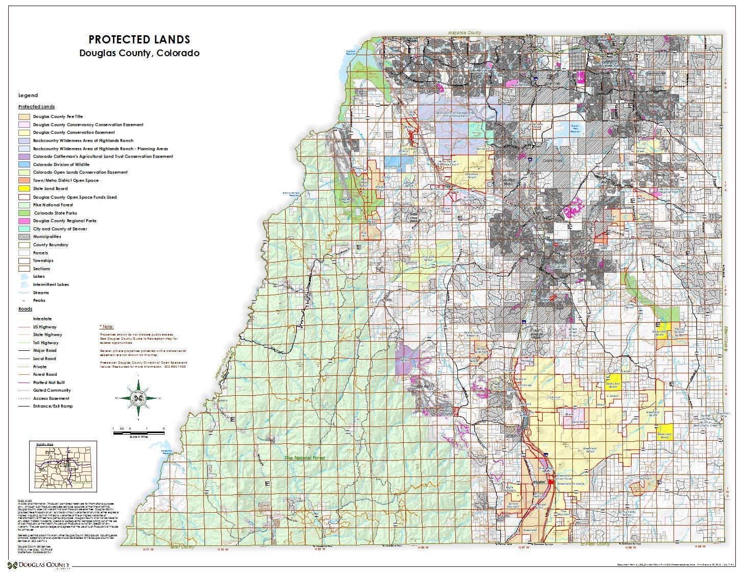 Douglas Countys Geohub Maps - Us-county-map-pdf